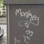 monkey marker